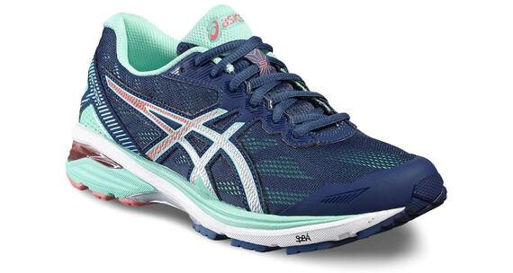 asics GT-1000 5 - Chaussures de running - bleu/turquoise